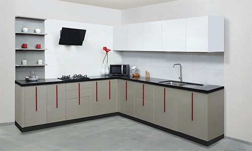 The Features And Advantages Of L Shaped Modular Kitchen Design Cosmopolit Home,Modern French Kitchen Design
